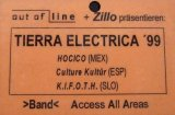 Terra Electrica acreditation