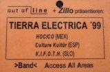 Terra Electrica acreditation