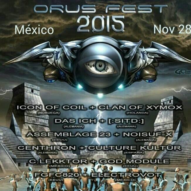 Orus Fest mexico